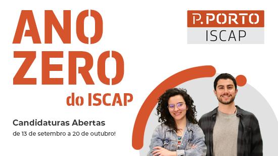 Ano Zero ISCAP - 1ªFase