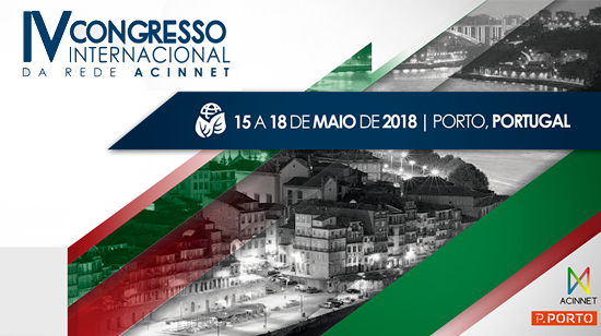 CALL FOR PAPERS – 4º Congresso Internacional ACINNET