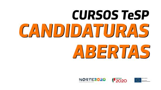 Candidatura aos Cursos TeSP 2021/2022