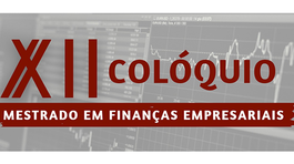 Colóquio de Finanças Empresariais