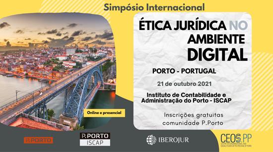 I Seminário Internacional sobre Ética Jurídica no Ambiente Digital