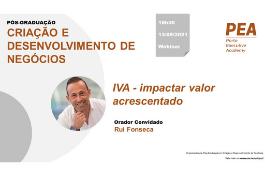 IVA - Impactar Valor Acrescentado