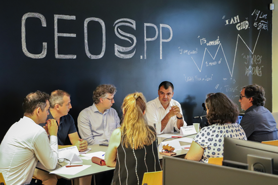 Focus Group  - Business, Social and Learning Analytics